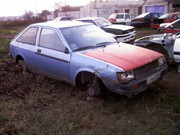 Nissan Cherry по запчастям!